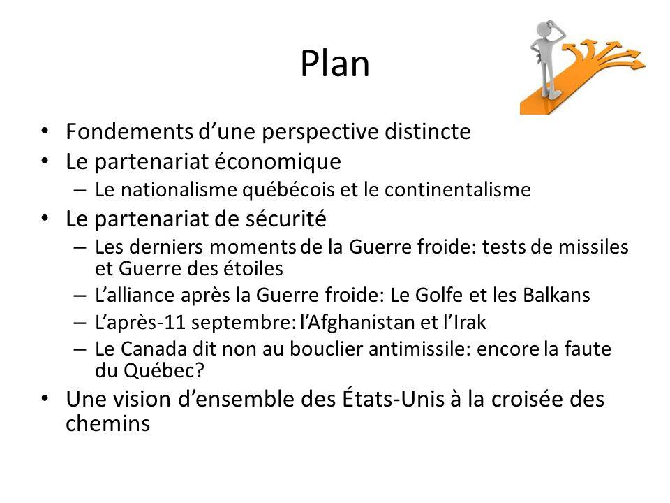 Irak: Le Canada a-t-il dit non à cause du Québec.Source: Haglund, David G., & Massie, Justin.