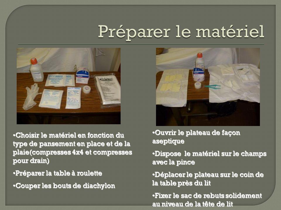 Disposer le matériel souillé: pinces et ciseau dans le bac biorisque(objets tranchants…) Fermer le sac à rebuts Jeter dans la boîte biorisque(utilité souillée)