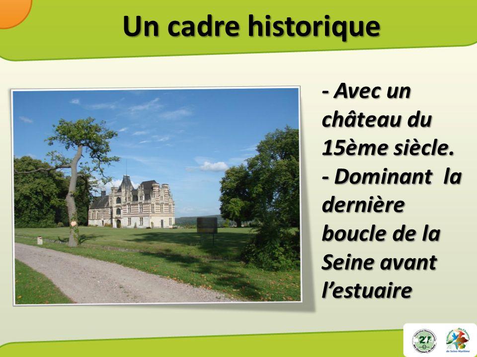 Le Château dEtelan Classé monument historique en 1980 Classé monument historique en 1980