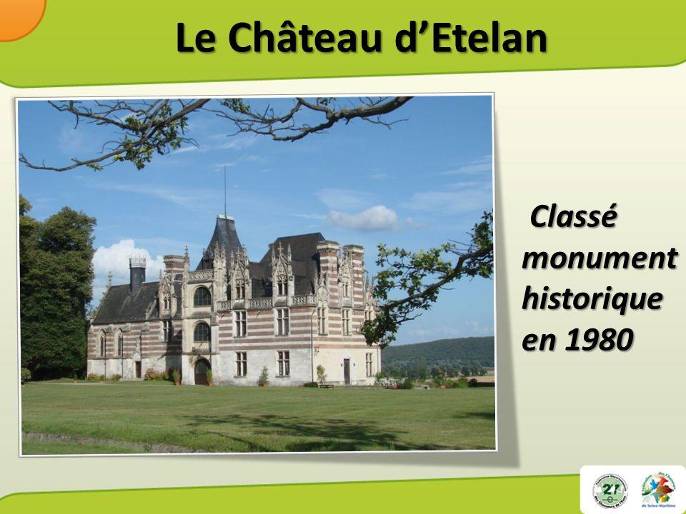 Le Château dEtelan Architecture de style gothique flamboyant Architecture de style gothique flamboyant