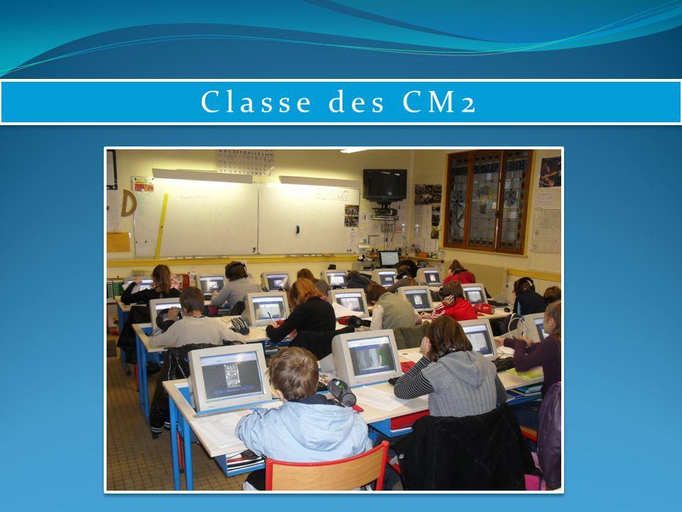 Classe des CM2