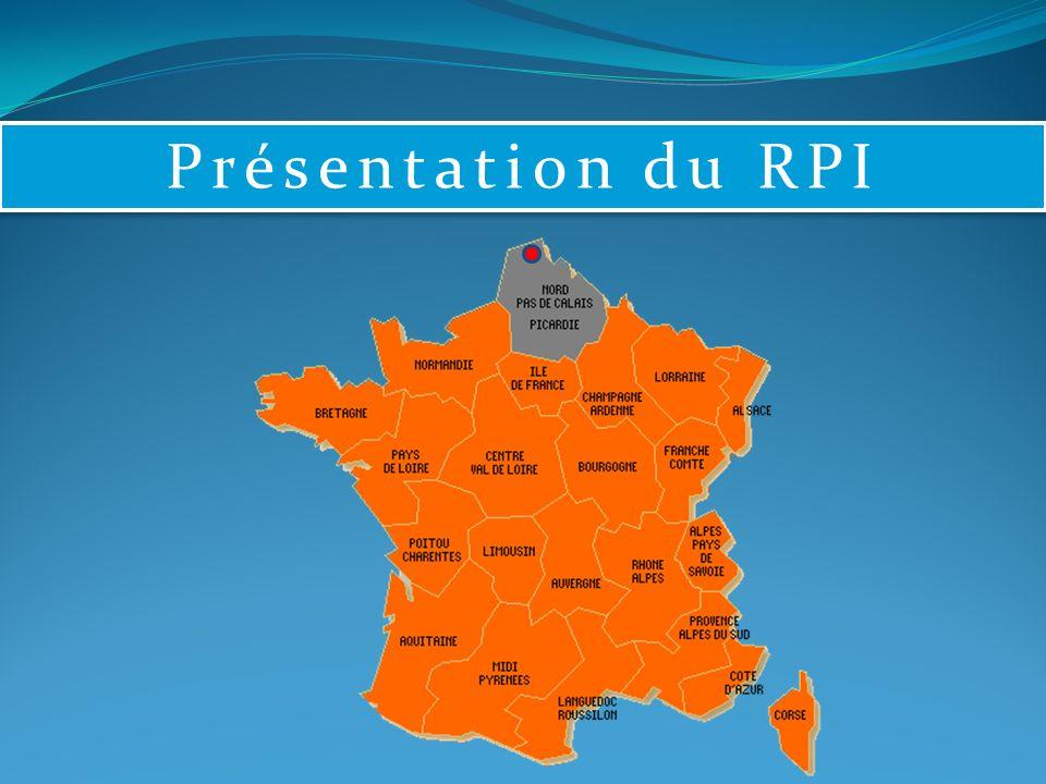 Présentation du RPI