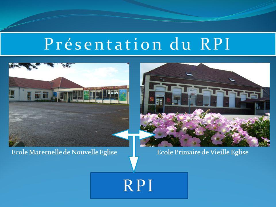 Ecole Maternelle de Nouvelle EgliseEcole Primaire de Vieille Eglise RPI