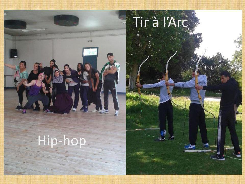 Hip-hop Tir à lArc