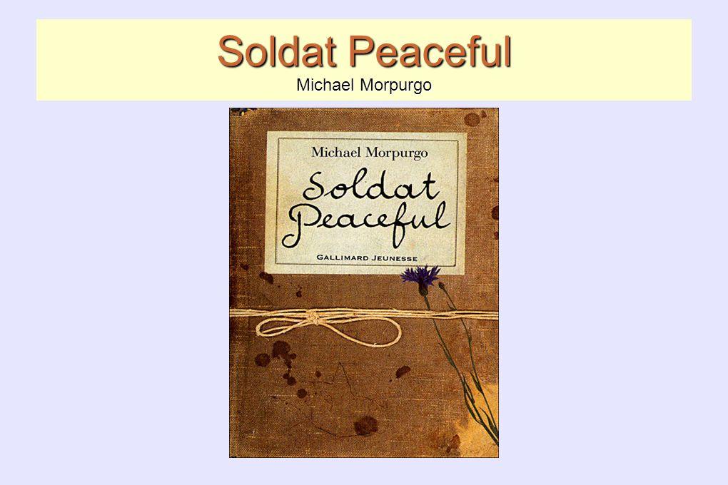 Soldat Peaceful raconte la vie d un jeune soldat, qui se nomme Thomas.