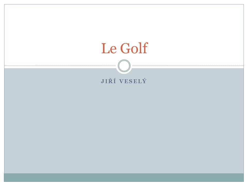 «Le golf est un sport de précision se jouant en plein air et qui consiste à envoyer une balle dans un trou à l aide de clubs.