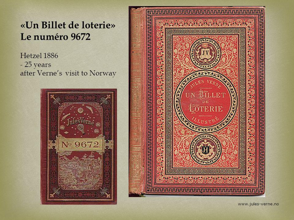 «Pour le numéro 9672, on trouvera tout ce qui concerne le Rjukanfos, les paysages norvégiens et les costumes, dans le Tour du Monde, 1860, 2.