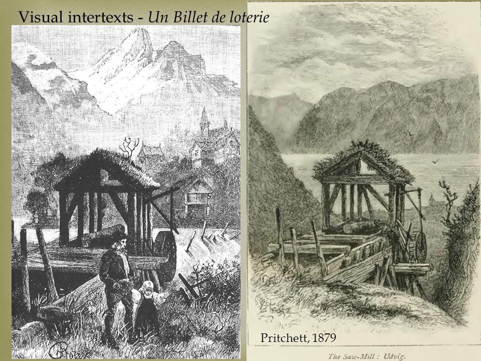 www.jules-verne.no Visual intertexts - Un Billet de loterie Pritchett, 1879