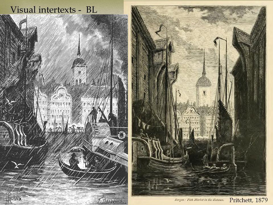 Visual intertexts - BL Pritchett, 1879