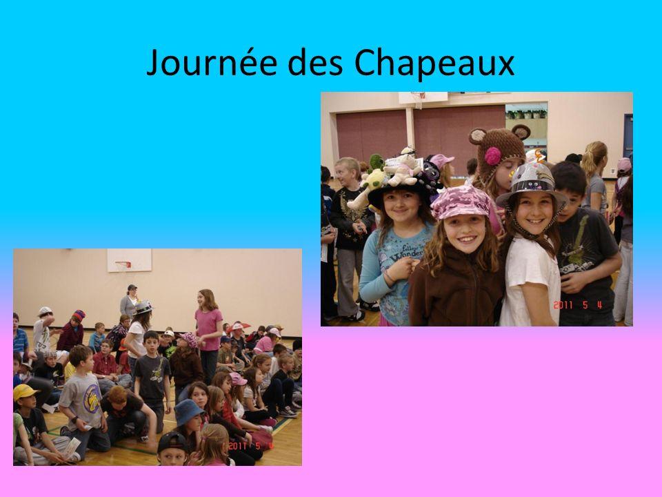 Journée des Chapeaux