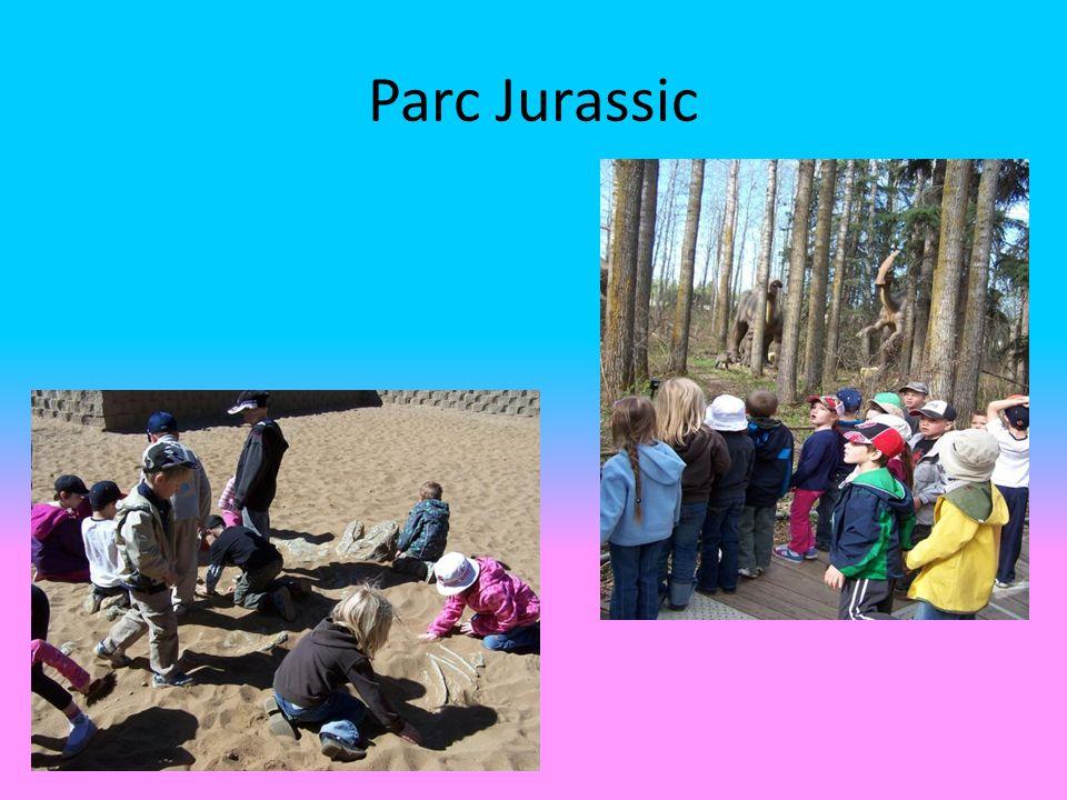 Parc Jurassic