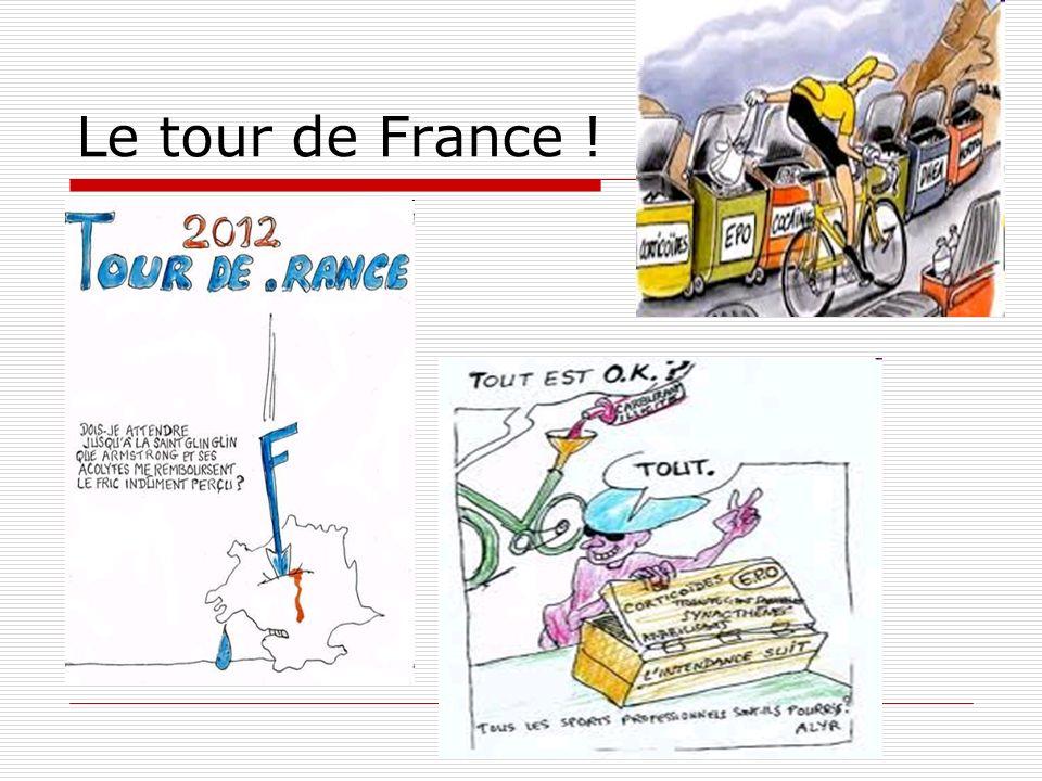 Le tour de France !