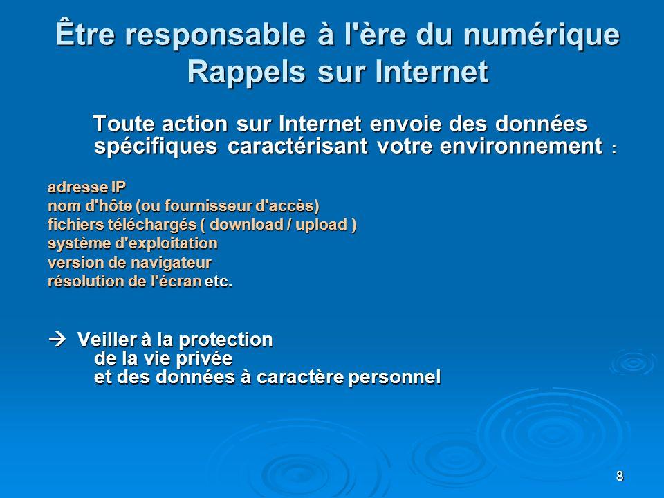 Les chartes Une charte est un règlement intérieur à une organisation.