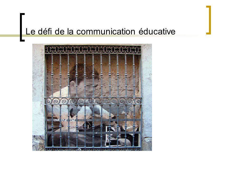 Le défi de la communication éducative