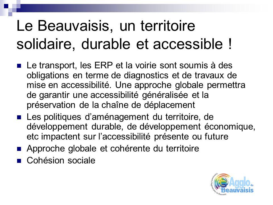 Le Beauvaisis, un territoire solidaire, durable et accessible .