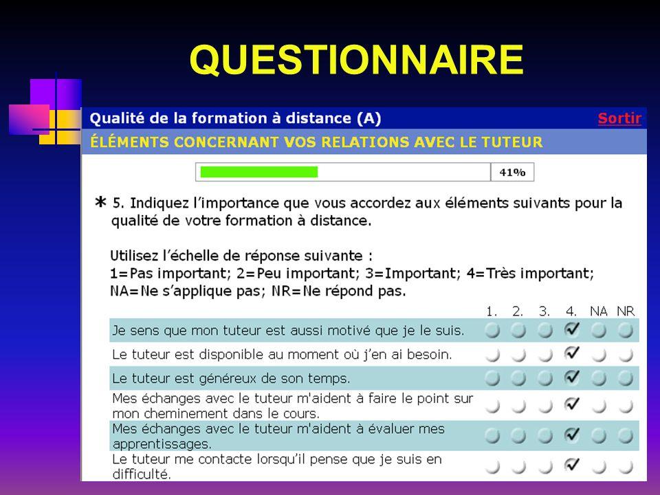 QUESTIONNAIRE 11