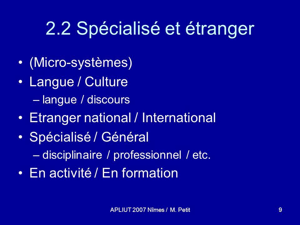 APLIUT 2007 Nîmes / M.Petit20 (3.2.