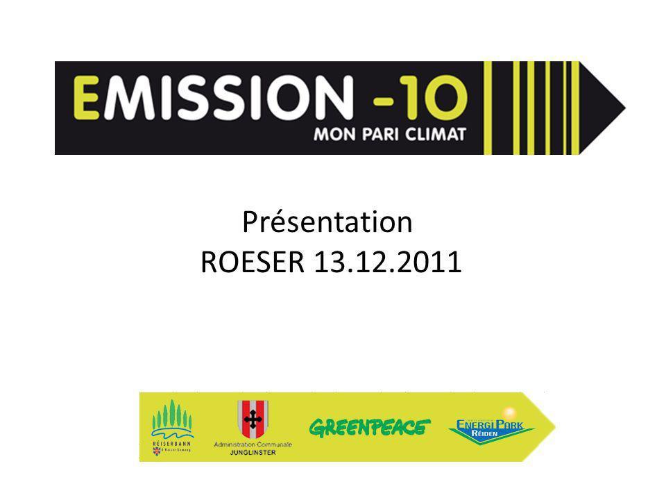 Présentation ROESER 13.12.2011