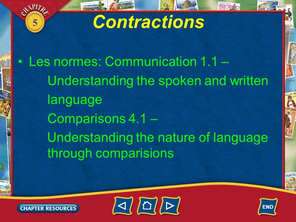 5 Les questions essentielles What does the preposition « à » mean.