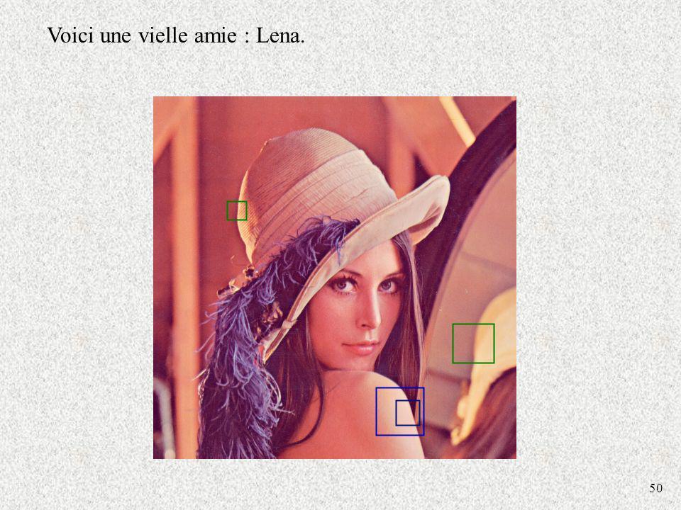 50 Voici une vielle amie : Lena.
