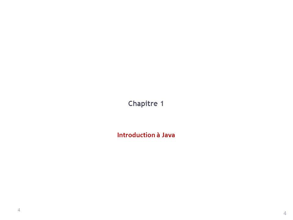 Classes Object et String Le langage Java est indissociable de sa librairie standard.