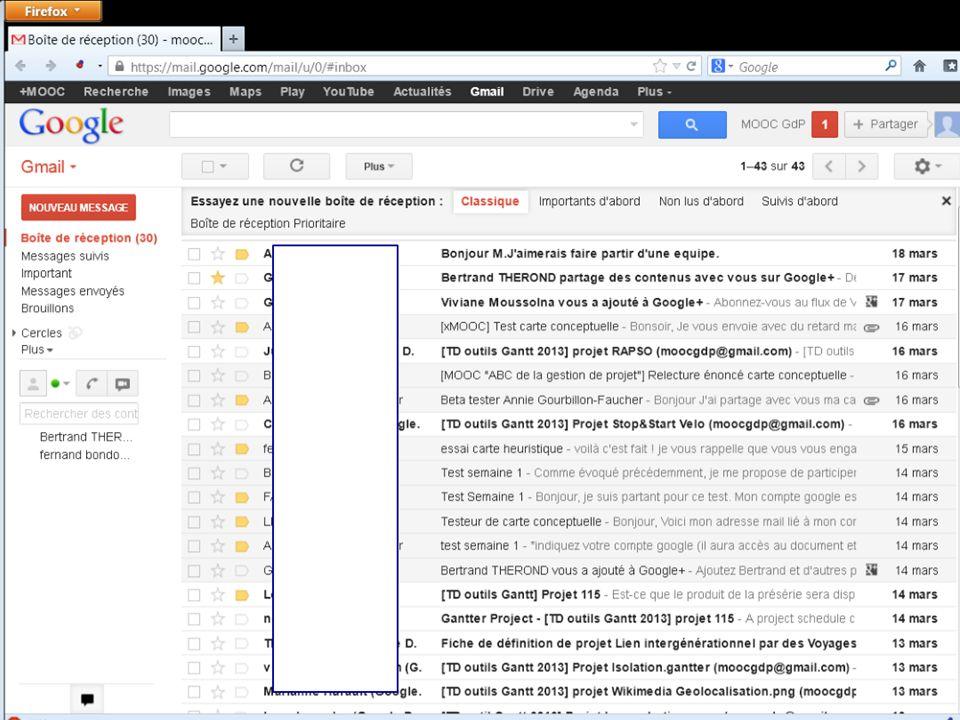 12 Les bases Risques Gmail Chapitre 1 Dr. Rémi Bachelet Maître de conférences à Centrale Lille