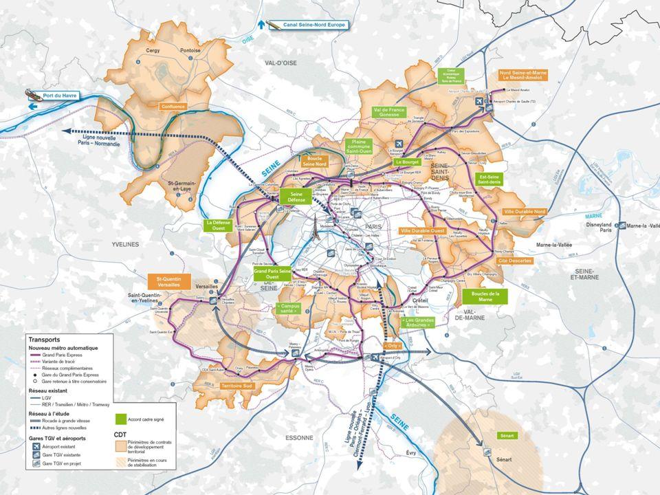 Présentation des projets Cancer Campus CAPEB EPPS AGEFOS Marne-la-Vallée Descartes Développement CCIP 92