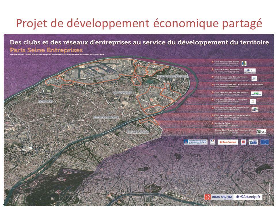 20 Projet de développement économique partagé