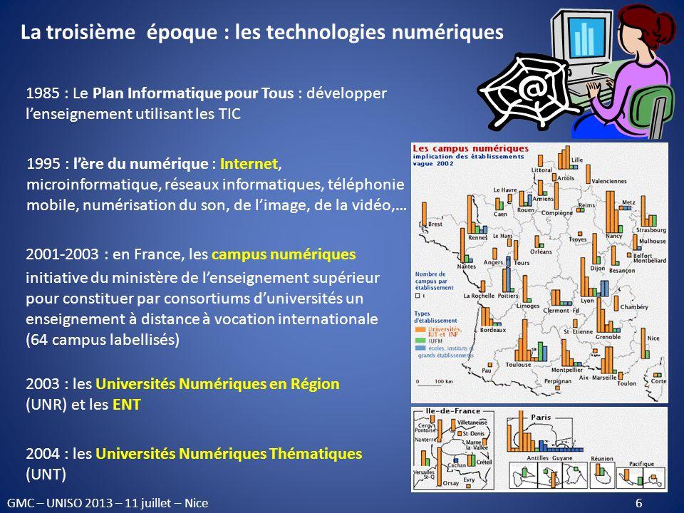 http://gestiondeprojet.pm/mooc-gestion-de-projet GMC – UNISO 2013 – 11 juillet – Nice 17