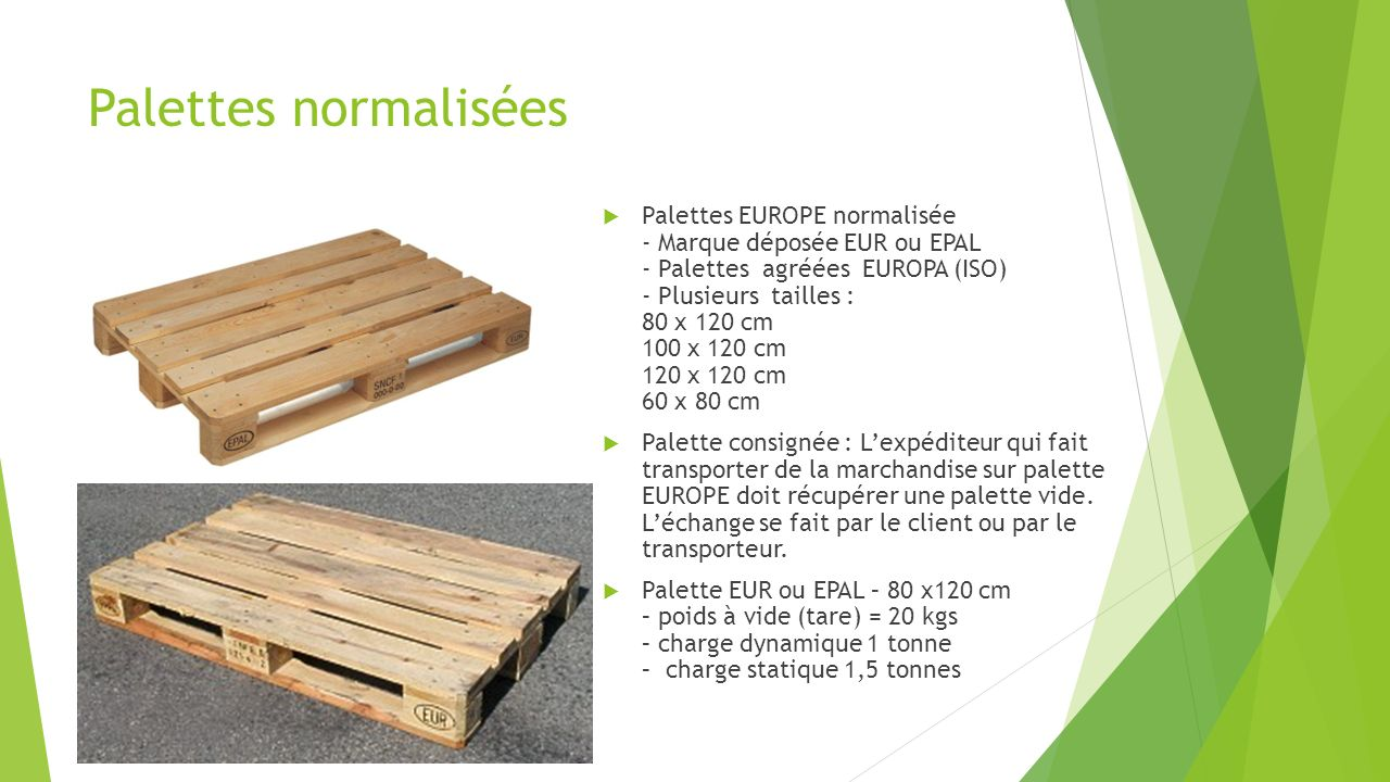 Connu Poids palette europe 80 x 120 | Bande Transporteuse Caoutchouc QM98