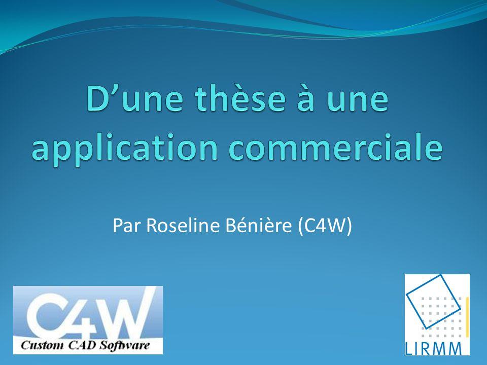 Par Roseline Bénière (C4W)