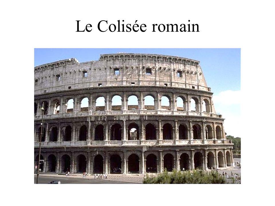 Le Colisée romain