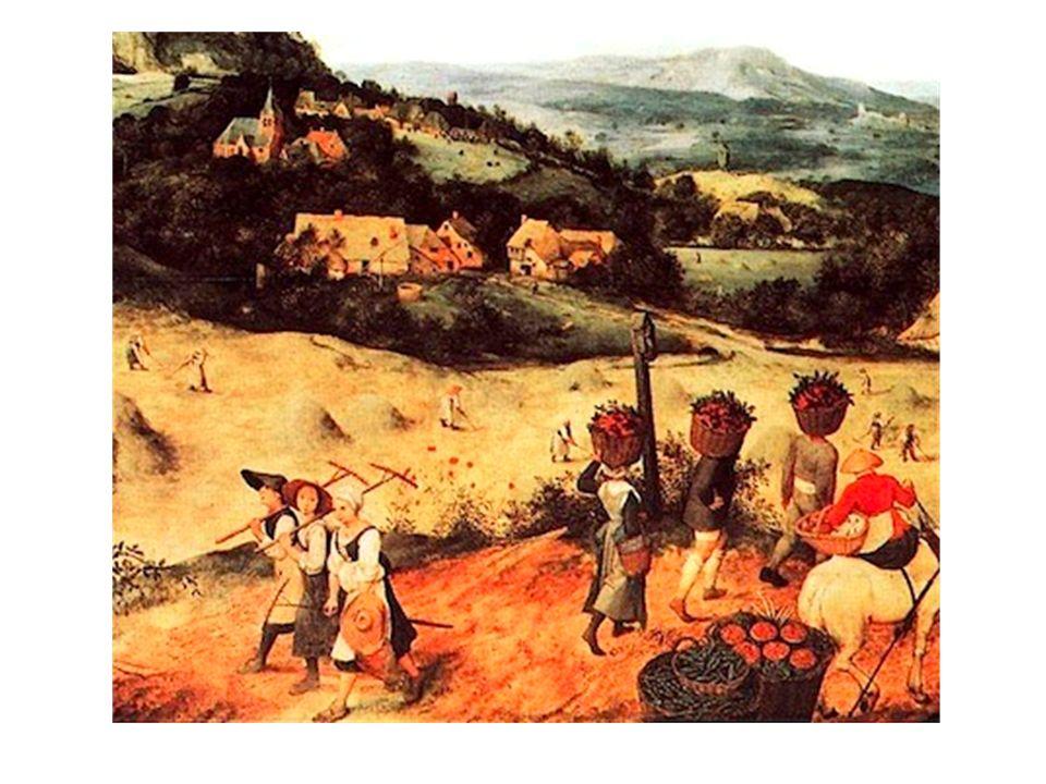 En 1200, en Europe de lOuest, le régime féodal régnait sur une grande région.