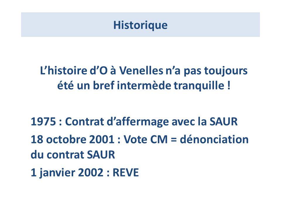 Historique Lhistoire dO à Venelles na pas toujours été un bref intermède tranquille .
