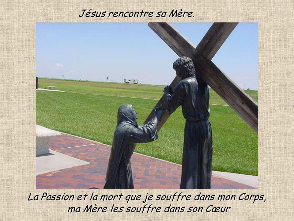6 Cest humiliant de rendre témoignage à lamour devant la haine, mais Jésus nous demande cette fidélité comme signe de notre amour.
