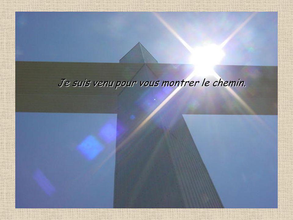 Jésus avait dit : Quand je serai élevé de terre, jattirerai tous les hommes et les femmes.