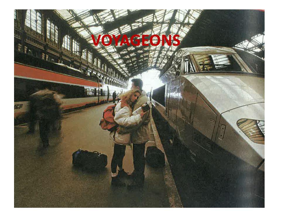 Chapitre 9: voyageons Leçon 1 Projets de voyage VOYAGEONS