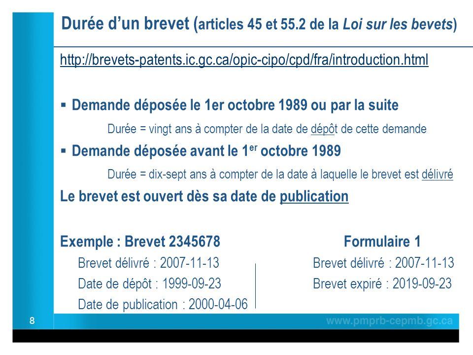 Exemple : Dépôt de données modifiées sur le formulaire 2 pour le DIN 01234567 29