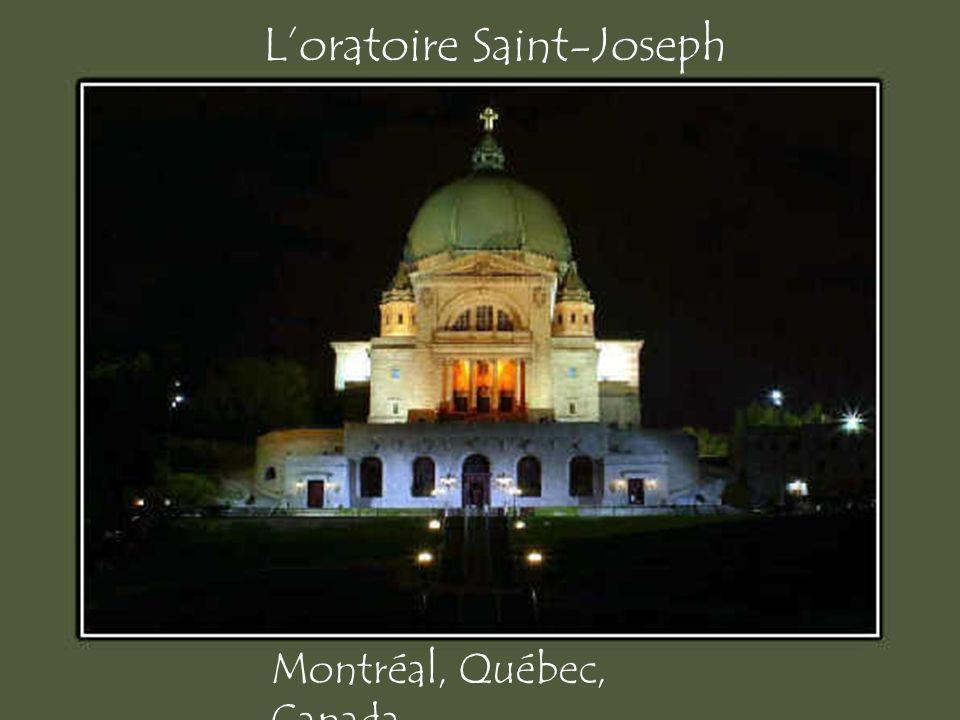 Loratoire Saint-Joseph Montréal, Québec, Canada
