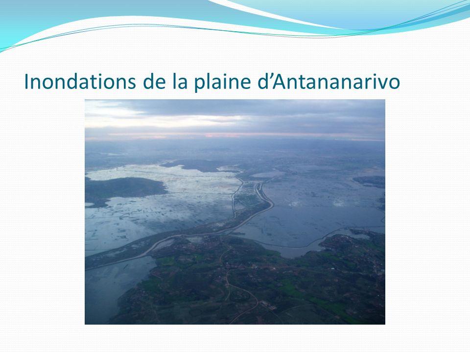 Inondations de la plaine dAntananarivo