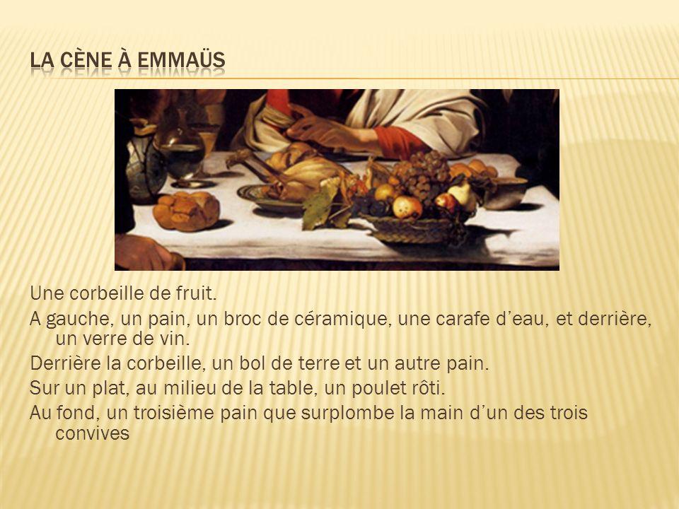 Ces mets sont disposés en vue dun repas qui, pour les chrétiens, a une signification particulière, primordiale.