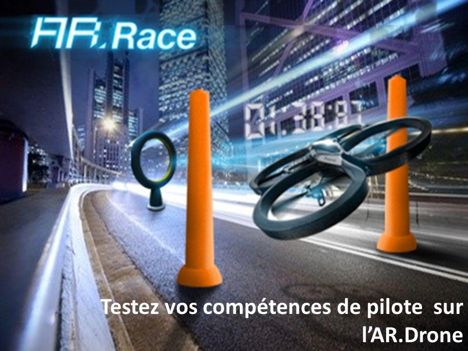 Planning des animations Trophée Fnac PARROT AR.