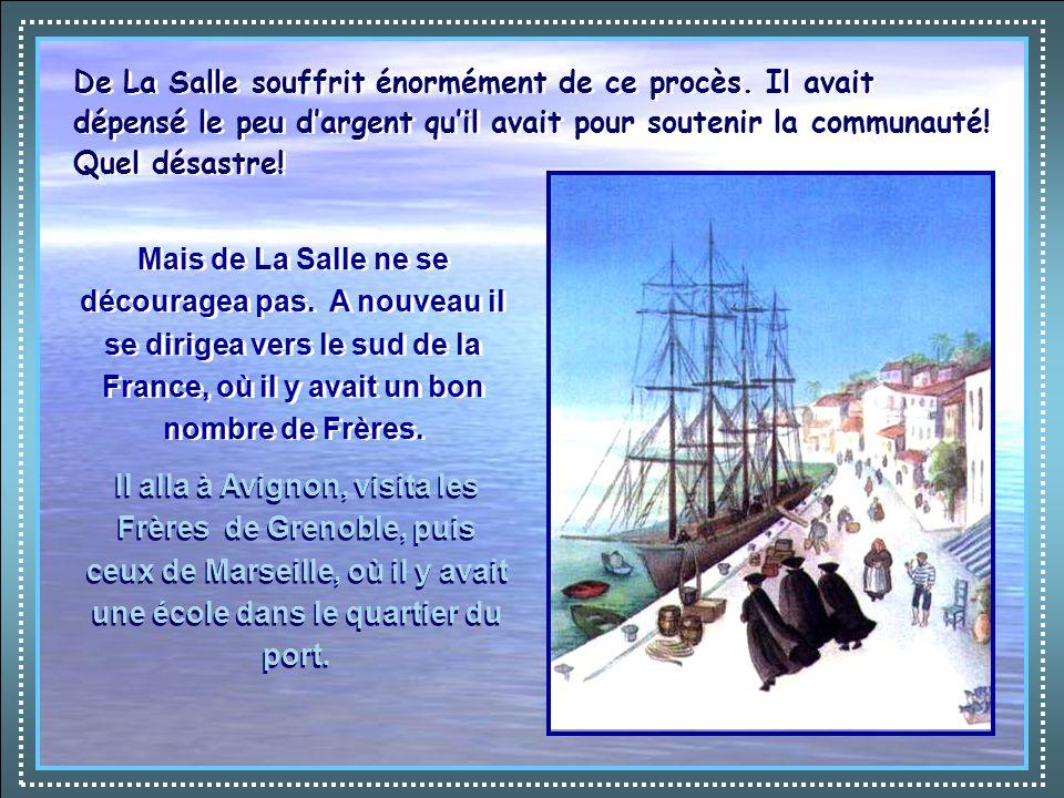 Le jeune Jean-Charles Clément visita De La Salle et lui proposa de laider à ouvrir un nouveau Séminaire de Maîtres pour la campagne, avec largent dun