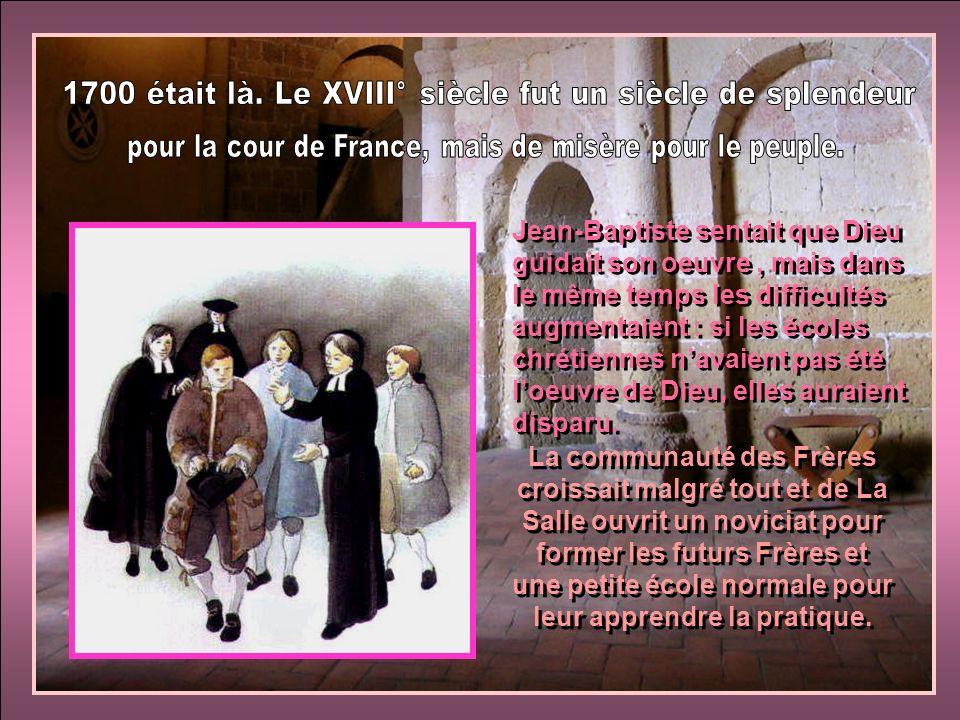 Après une retraite consacrée à la prière, le Fondateur et les Frères les plus engagés, Nicolas Vuyart et Gabriel Drolin, exprimèrent ainsi leur engage