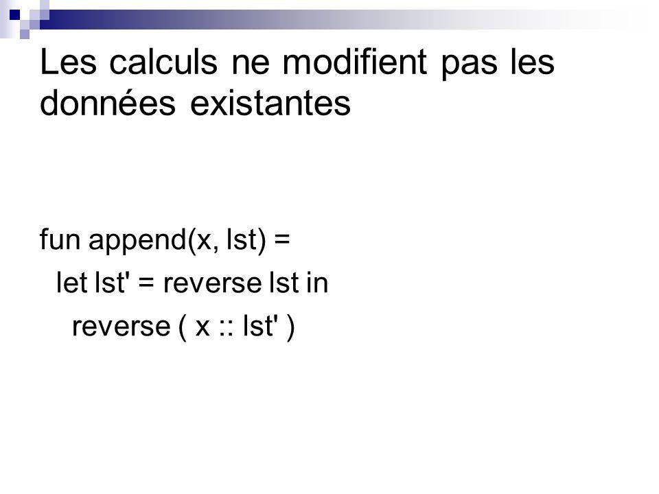 Utilisation de fonction comme argument fun DoDouble(f, x) = f (f x)