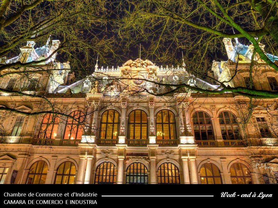 Week - end à Lyon Fontaine Bartholdi, Place des Terreaux FUENTE BARTHOLDI, PLAZA DES TERREAUX