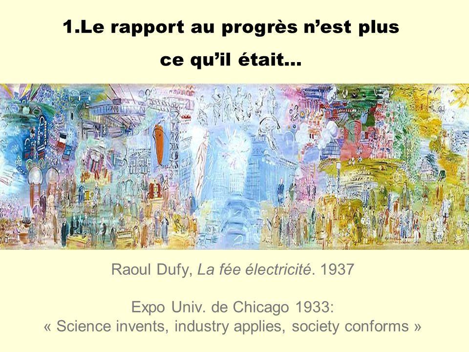 Raoul Dufy, La fée électricité.1937 Expo Univ.