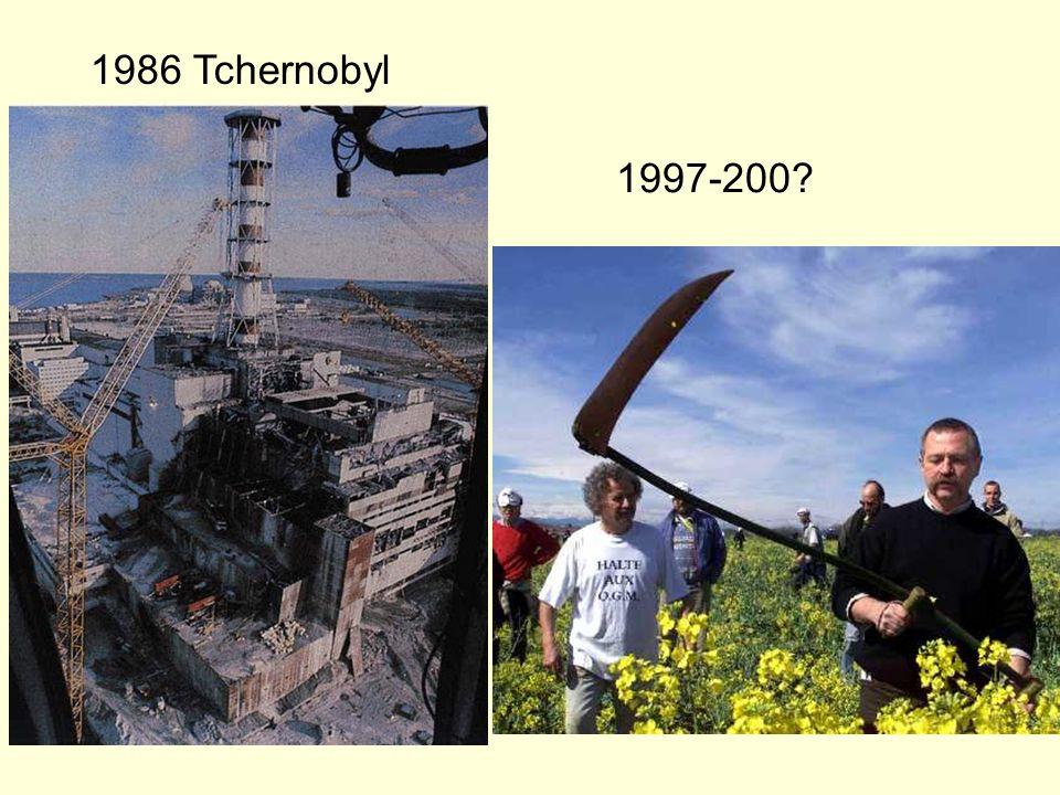 1997-200? 1986 Tchernobyl