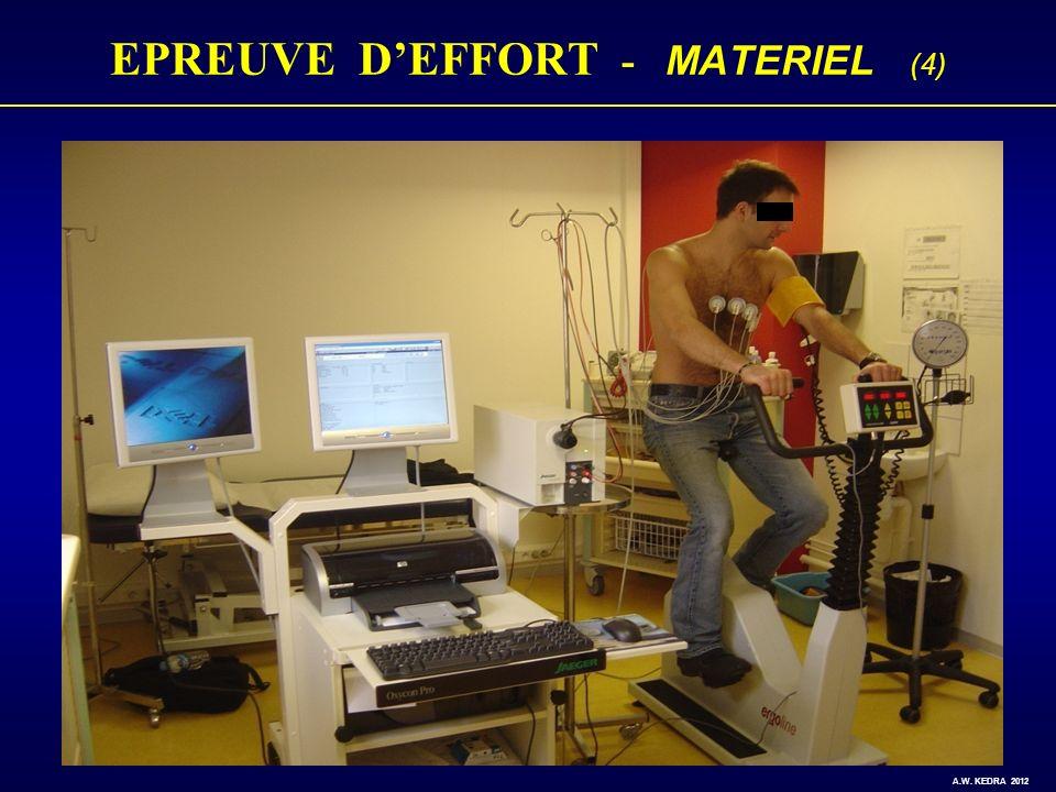 EPREUVE DEFFORT - MATERIEL (4) A.W. KEDRA 2012
