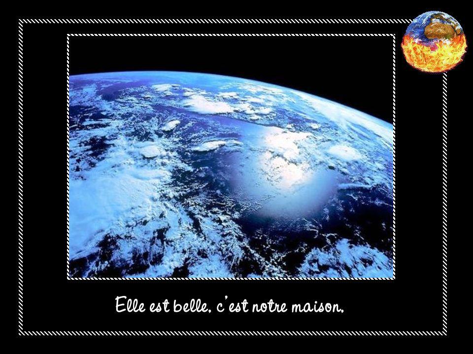 « Nous nhéritons pas de la terre de nos ancêtres, nous lempruntons à nos enfants » (Saint-Exupéry)